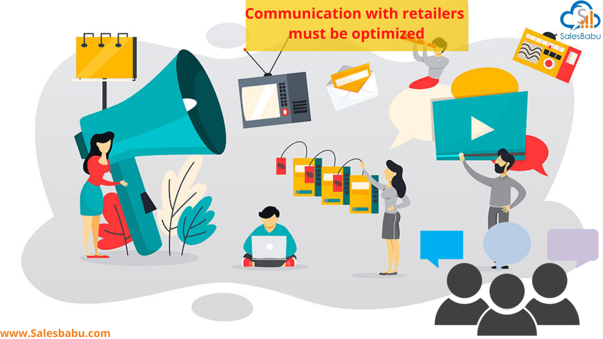 Communication with retailers must be optimized During COVID-19