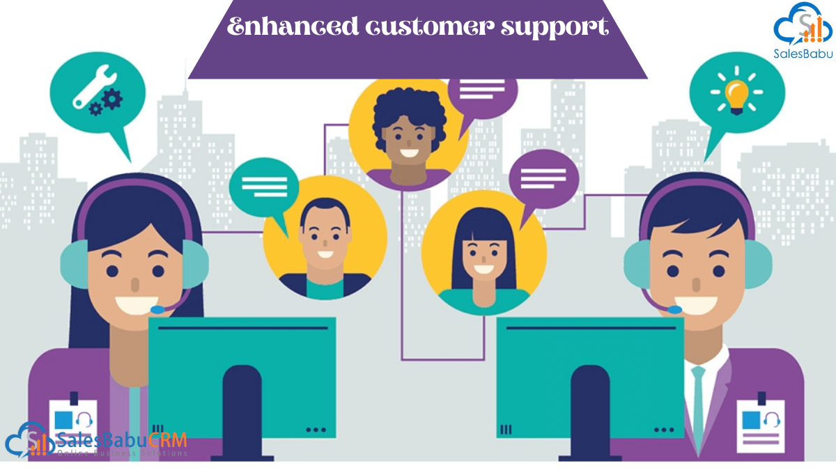 Customer Support and distributors
